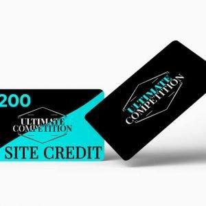 Site Credit £200