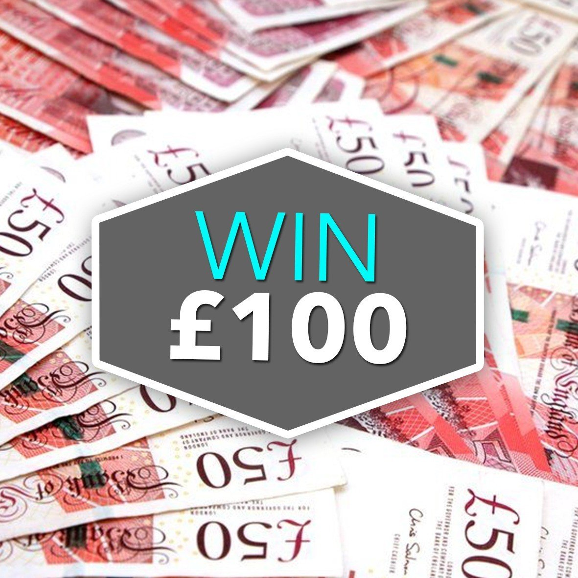 You are currently viewing £100 CASH DRAW
