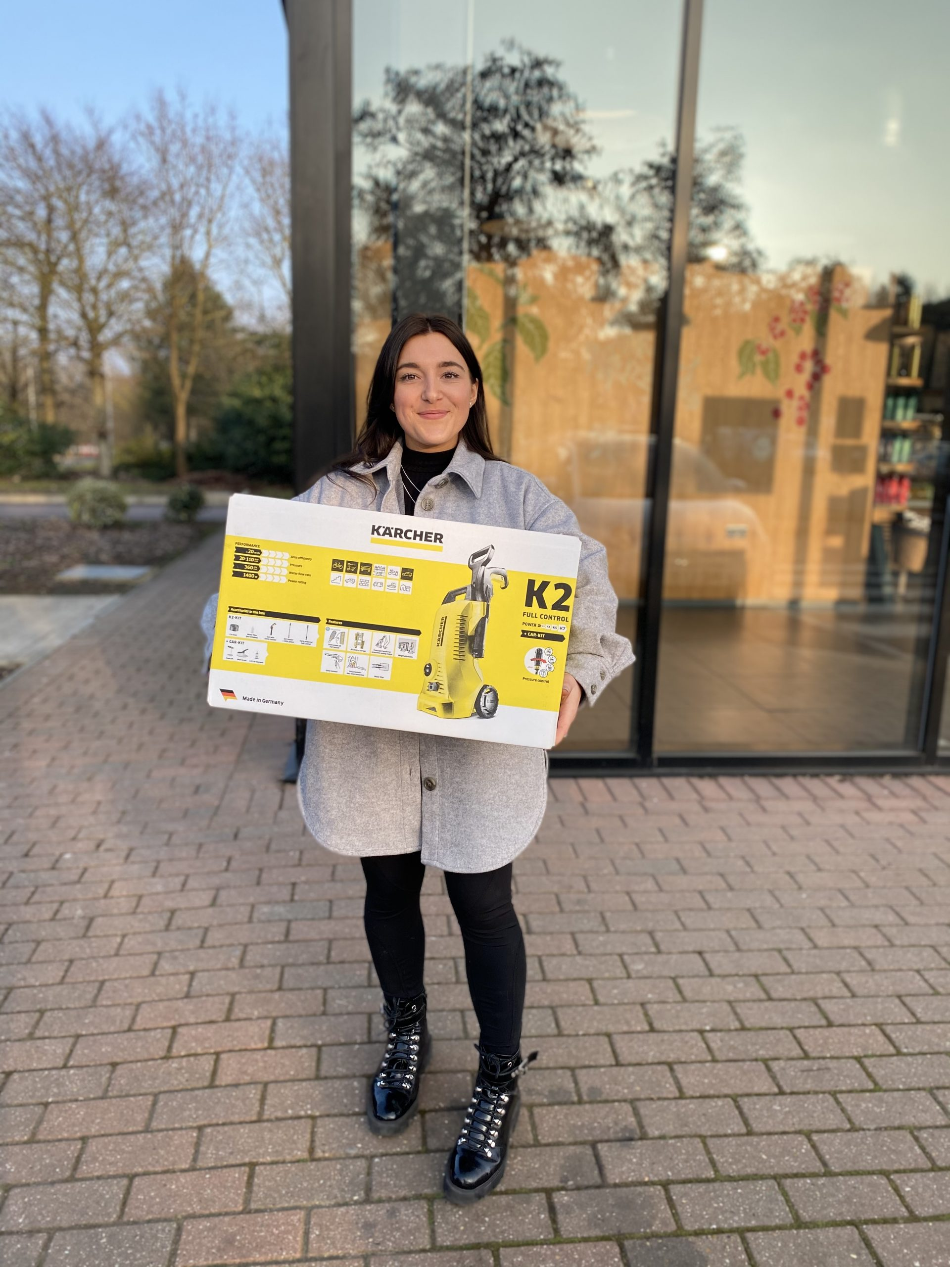 You are currently viewing Karcher K2 Full Control Car Pressure Washer