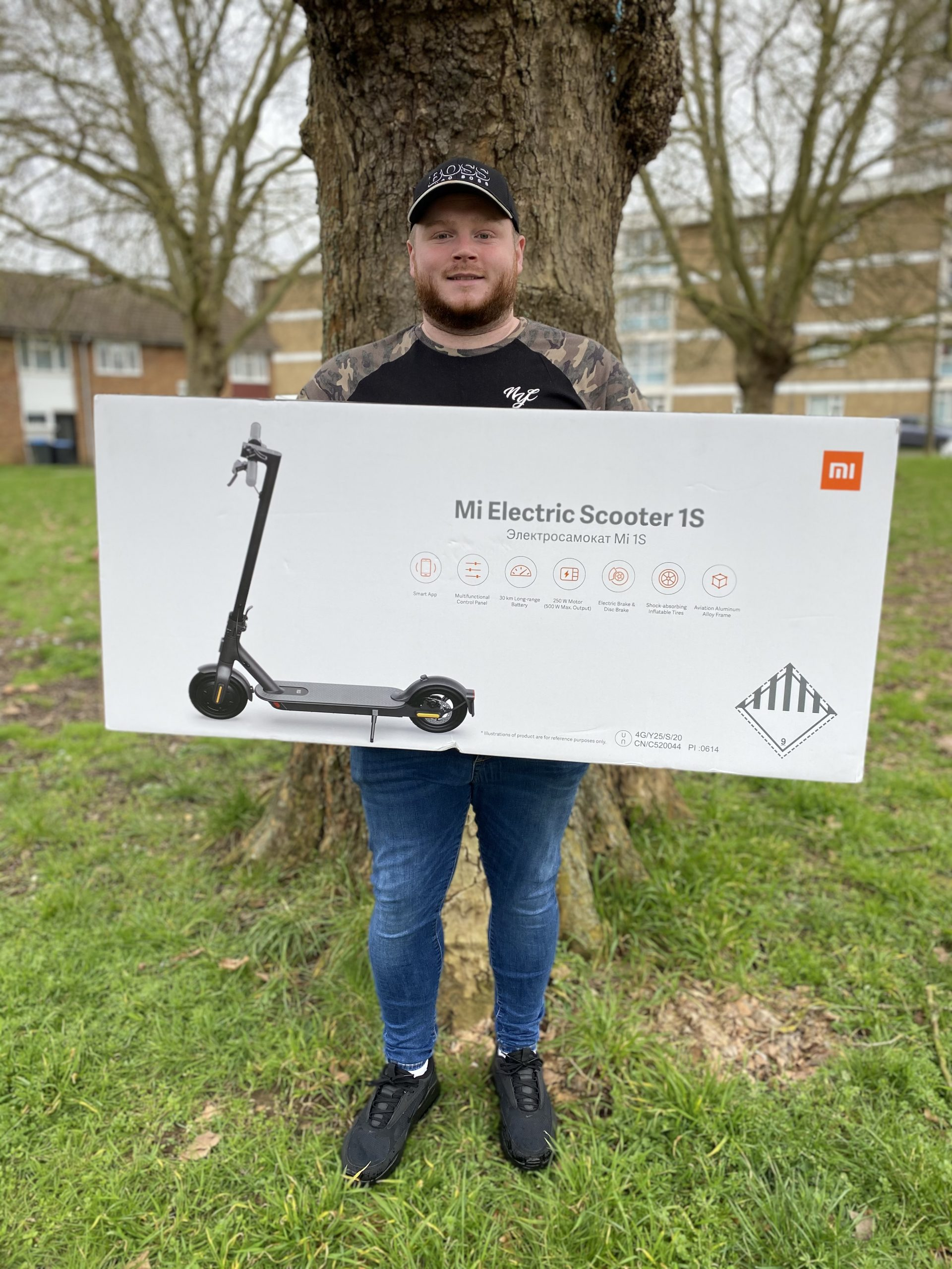 You are currently viewing Xiaomi Mi 1S Electric Scooter (2)