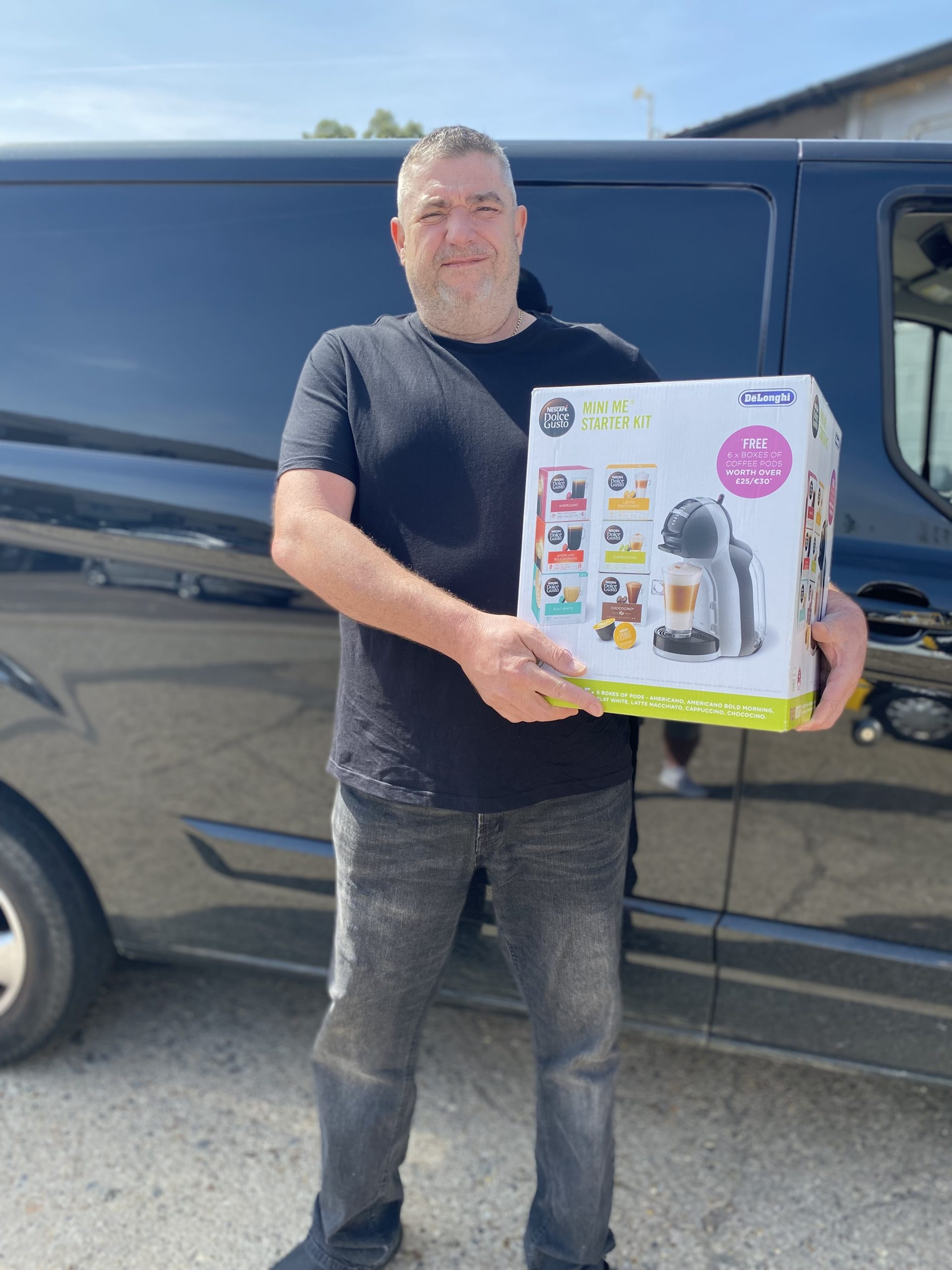 You are currently viewing Nescafe Dolce Gusto Coffee Machine Includes 6 boxes Of Pods