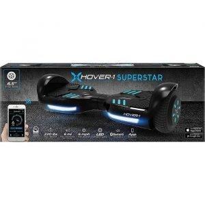 Hover Board In Black