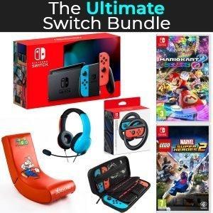 The Ultimate Nintendo Switch Bundle